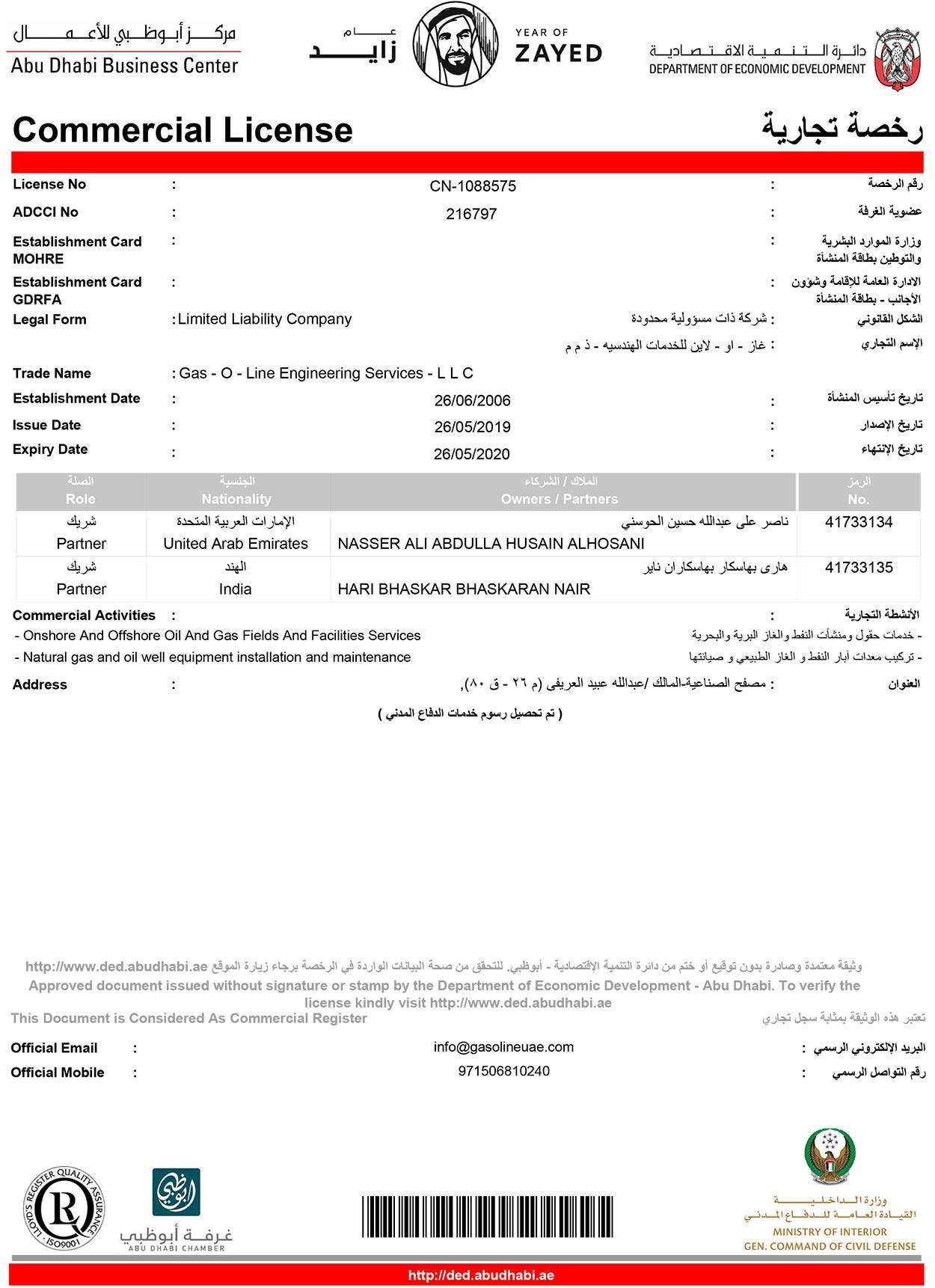 Valve Repair Shops in Abu Dhabi | Steel fabrication Abu Dhabi, UAE